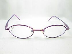 Bamp;L Ray Ban CR 1003F 48 18 DEMO LENS Designer Eyeglass Frames Glasses Ray Ban $40.00
