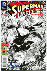 Superman Unchained 1, Nm, 2015, Jim Lee, Sdcc Variant, More Dc In Store