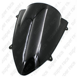 Double Bubble Windshield For Kawasaki Ninja 250R EX250 2008-2009 2010 SRC