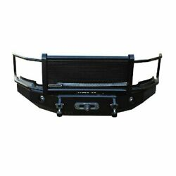 Iron Cross Hd Grille Guard Front Bumper For 1997-2002 Dodge Ram 1500 2500 3500
