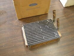 Nos Oem Ford 1971 1972 1973 Pinto + Bobcat Heater Core