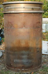 Stainless Steel Tank Cylindrical Vertical 600 Gal 48 X 76 Id