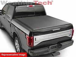 Weathertech Roll Up Truck Bed Cover For Chevy Silverado Short Box - 2007-2013