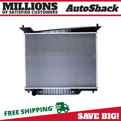 New Radiator Assembly For 2002-2004 Ford Expedition 2003-2004 Lincoln Navigator