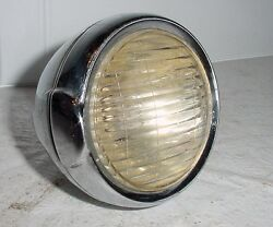 Vintage Antique Cowl Fender Light Duesenburg Chrysler Cord Marmon Nash Hupmobile