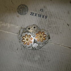 Evinrude Johnson Outboard Motor Reed Leaf Valve Plate Assy 303483 10hp 1950and039s