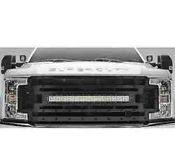 T-rex 6315471-br Stealth Torch Main Grille W/light Bar For F250/f350 Super Duty