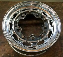 Porsche 356 356a 356b Chrome Kpz 4 1/2x15 Steel Wheel