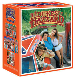 The Dukes Of Hazzard Complete Collection And 2 Movies - Seasons 1-7 [dvd Box Set]