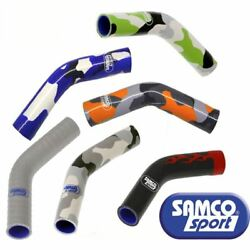 Ktm-22 Fit Ktm 530 Exc F 2008-2011 Samco Premium Silicon Rad Hoses And Kale Clips