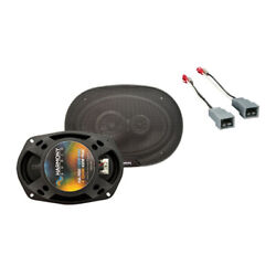 Fits Lincoln Town Car 1985-1989 Rear Deck Replacement Harmony Ha-r69 Speakers