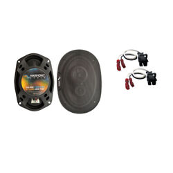 Fits Chevy Malibu Classic 2008 Rear Deck Replacement Harmony Ha-r69 Speakers