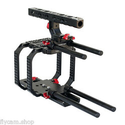 Camtree Hunt Camera Cage For Red Scarlet /epic Camera Ch-rse-cc