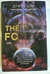 Book. The Dark Forest By Cixin Liu. Isbn 9781784971595. First Edition Hbdj. 2015