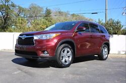 2014 Toyota Highlander Limited Sport Utility 4-Door 2014 Suv Used Regular Unleaded V-6 3.5 L211 6-Speed Automatic wOD FWD