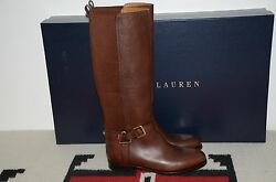 Collection Purple Label Sabeen Equestrian Leather Tall Riding Boots