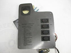 Marine Boat Switch Dash Panel 10 14