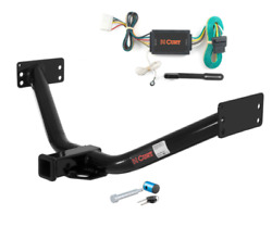 Curt Class 3 Trailer Hitch And Wiring W/hitch Lock For Acura Mdx
