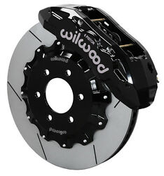 WILWOOD DISC BRAKE KIT,FRONT,04-08 FORD F-150,15.5