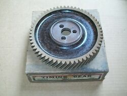 1941 42 46 47 48 49 50 51 52 Hudson Nors Camshaft Timing Gear 162163 Made In Usa