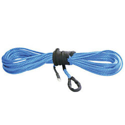 Kfi Synthetic Winch Cable 50' Blue