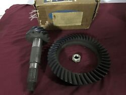 Nos Ford Truck / Bronco Ring And Pinion C6tz-3222-c 3.54 Dana 44