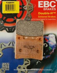 Ebc - Fa88hh - Double-h Sintered Brake Pads - Made In Usa