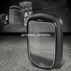 For 1932 Model B/bb/18 Stamped Steel Front Grille Shell+stainless Grill Insert
