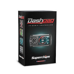 Superchips 1050 Dashpaq In-cab Monitor And Performance Tuner For Ford Power Stroke