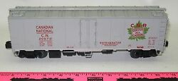 Lionel New 6-17337 Canadian National Steel-sided Refrigerator Car 209712