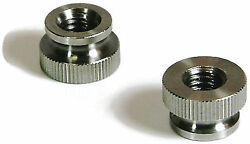 Knurled Thumb Nut 18-8 Stainless Steel Nuts Size 2-56 Thru 3/8-16 Qty 500