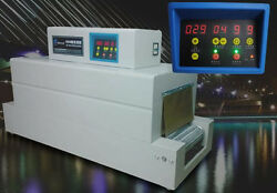Digital Control Panel Thermal heat shrink packaging machine tunnels for PVC/POFE