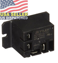 Zettler Relay For Atwood, Whirlpool 93849 Water Heater, 3405281 Relay For Dryer