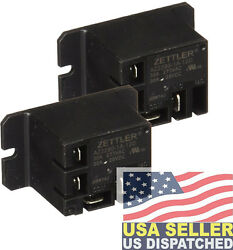 Pack Of 2 American Zettler Power Relay For Atwood 93849 Water Heater Kit Rv