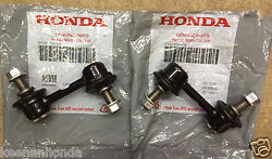 Genuine Oem Honda Accord Front Sway Bar End Link Kit With Nuts 2003 - 2007 Links