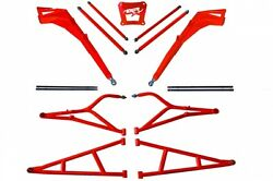Lonestar Lsr Mts +3.5 A-arms Suspension Chassis Kit Polaris Rzr Xp Turbo Xp All