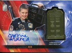 Doctor Who Timeless Autograph Tardis Card [##10] Sophie Aldred