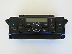 11 12 13 Jeep Grand Cherokee Climate Control Panel Temperature Unit AC Heater