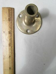 Vintage Boat Partcanted Stand For Lightbrass2 Tall 2 Diam.