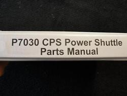 2010-13 Ls Usa P7030 Cps P7030cps Power Shuttle Tractor Parts Catalog Manual