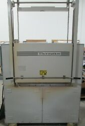Thermation Industrial Forced Convection Chamber Oven 510anddegf 12kw 1 Ph 480vac