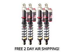 Elka Stage 3 Front And Rear Shocks Suspension Kit Can-am Renegade 800r 850 1000