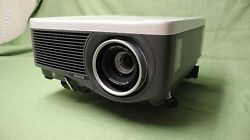 Canon Realis Wux4000 Projector 1080p Video 4000 Lumens 1000-1 Contrast Ratio