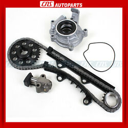 For 83-84 Toyota Celica 2.4l Single Row Timing Chain Oil Pump Kit 22r, 22rec