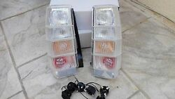 Volvo 740 745 760 765 940 945 960 965 V90 Turbo MHW All-Clear Euro Tail Lights