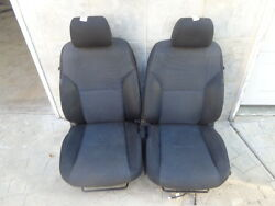 Front Manual Seat Pair Air Bag Toyota Scion TC 05 06 07 08 09 10