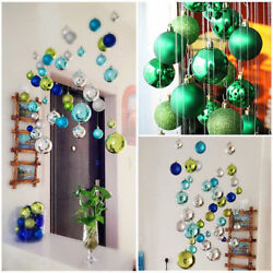 Wholesale Cute Christmas Xmas Tree Ball Bauble Hanging Party Ornament Home Decor
