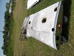 Piper Pa-23-250 Turbo Aztec F Aircraft Left Side Wing Assy
