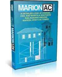 Marion Ohio Ac Tower Part 2 - Clear Block Train Dvd Video