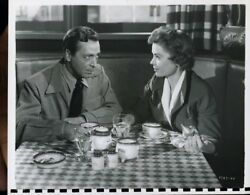 Dorothy Mcguire Make Haste To Live Rare Double-sided Key Book Stills  X2833